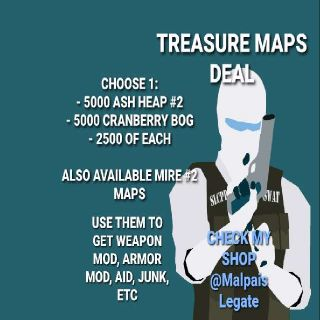 Other | 5000 Treasure Maps Deal