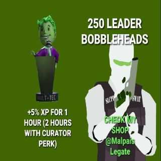 Aid | 250 Leader Bobbleheads