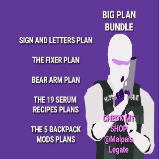 Plan   Big Rare Plan Bundle