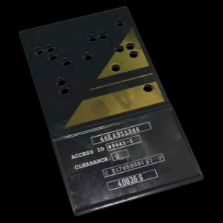 Other | 25 Nuclear Keycards