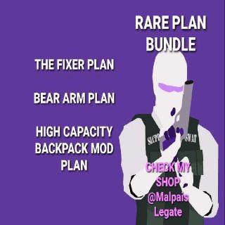 Plan   Small Rare Plan Bundle