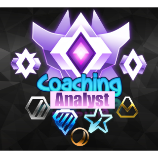 Coaching / Analyst / Carrying (GC 2000mmr)