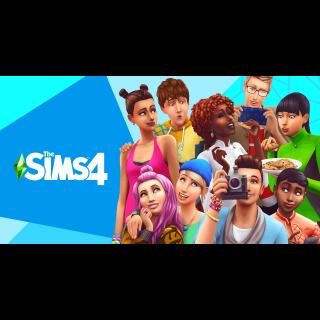 The Sims 4 GLOBAL origin key
