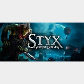 Styx: Shards of Darkness EU STEAM INSTANT!!