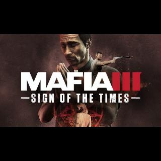 Mafia III: Sign of the Times DLC EU STEAM INSTANT!!