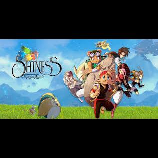 Shiness: The Lightning Kingdom EU STEAM INSTANT!!!