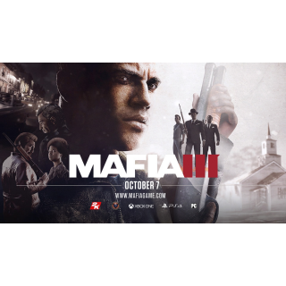 Mafia III EU STEAM INSTANT