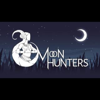 Moon Hunters EU STEAM INTANT KEY!!
