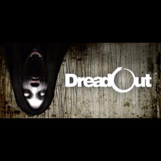 DreadOut Steam CD KEY EUROPE