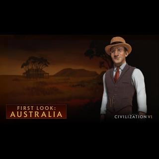 Civilization VI - Australia Civilization & Scenario Pack STEAM INTANT EU