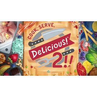 Cook, Serve, Delicious! 2!! EU INSTANT STEAM