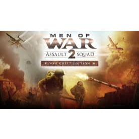MEN OF WAR: ASSAULT SQUAD 2 - WARCHEST EDITION