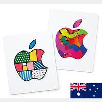 $20.00 iTunes AUSTRALIA [7X9M]