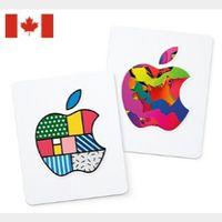 $20.00 iTunes [6ZN4] CANADA