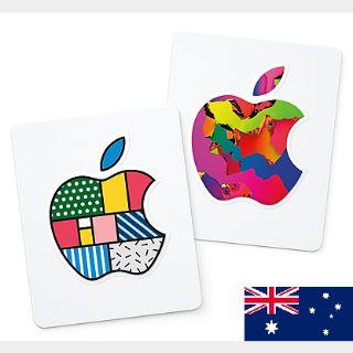 $20.00 iTunes AUSTRALIA [4CKP]