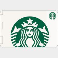 $5.00 Starbucks {4757}