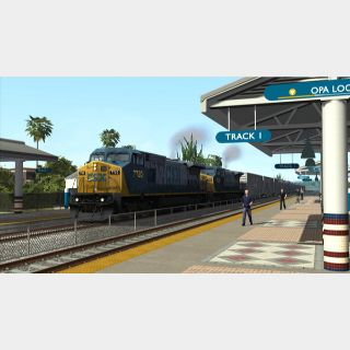 Train Simulator: Miami - West Palm Beach Route Add-On [SteamKey\RegionFree\InstantDelivery]