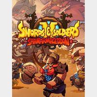 Swords & Soldiers II: Shawarmageddon
