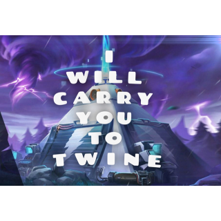 I will Carry You to Twine Peaks