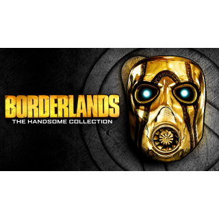 Borderlands: The Handsome Collection PC STEAM EMEA