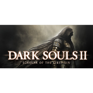 Dark Souls II: Scholar of the First Sin - Steam Key GLOBAL