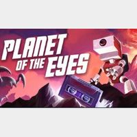 Planet of the Eyes - Steam Key GLOBAL
