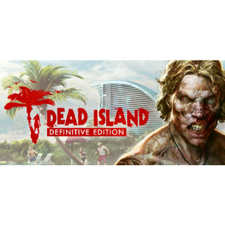 Dead Island Definitive Edition - Steam Key GLOBAL