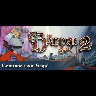 Banner Saga 2 FULL GAME - Steam Key GLOBAL