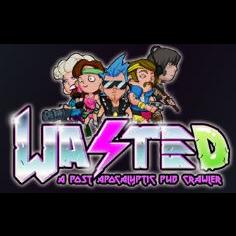 Wasted -  - Steam Key GLOBAL