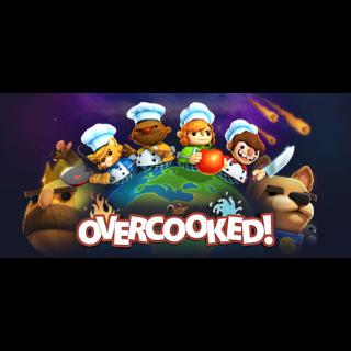 Overcooked - Steam Key GLOBAL