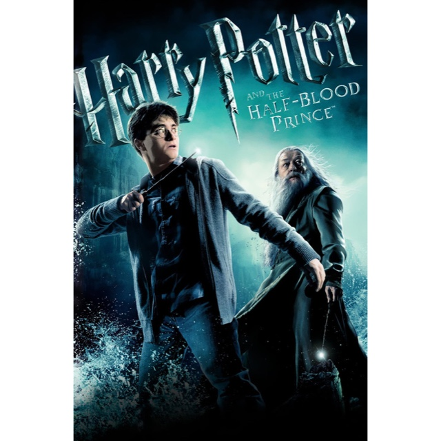 Harry Potter and the Half-Blood Prince Digital - Digital Movies
