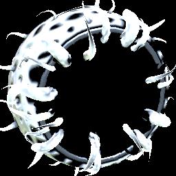 Creeper | Titanium White