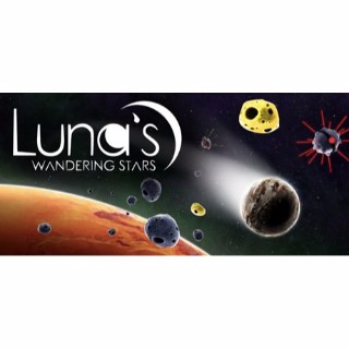 Luna's Wandering Stars {INSTANT DELIVERY!}