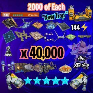 Bundle | 40k Traps 144 ⚡