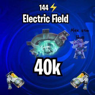 Bundle | 40k Electric Field 144 ⚡