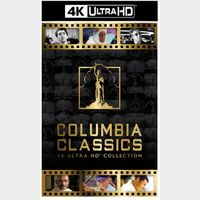 COLUMBIA CLASSICS 6 MOVIE COLLECTION (4K ULTRA HD UHD DIGITAL CODE) VUDU, MOVIESANYWHERE INSTANT DELIVERY