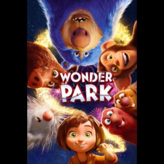 WONDERPARK WONDER PARK (2019) (HD DIGITAL CODE) VUDU INSTANT DELIVERY