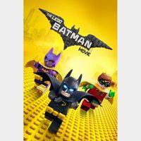 THE LEGO BATMAN MOVIE (2017) (HD DIGITAL CODE) VUDU, MOVIESANYWHERE INSTANT DELIVERY
