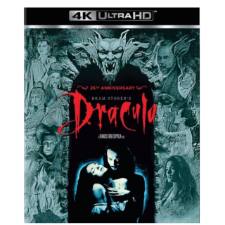 BRAM STOKER'S DRACULA (1992) (4K ULTRA HD UHD DIGITAL CODE) MOVIESANYWHERE INSTANT DELIVERY