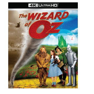 THE WIZARD OF OZ (1939) (4K ULTRA HD UHD DIGITAL CODE) VUDU, MOVIESANYWHERE INSTANT DELIVERY