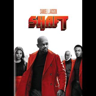 SAMUEL L JACKSON'S SHAFT (2019) (HD DIGITAL CODE) VUDU, MOVIESANYWHERE INSTANT DELIVERY