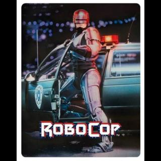 ROBOCOP (1987 ORIGINAL) (HD DIGITAL CODE) VUDU, GOOGLE PLAY INSTANT DELIVERY