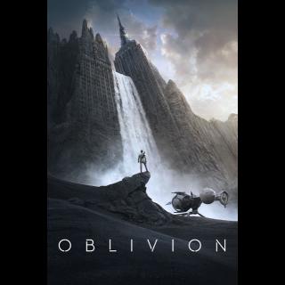 TOM CRUISE OBLIVION 2013 (HD DIGITAL CODE) VUDU