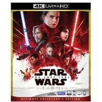 STAR WARS  VIII 8 THE LAST JEDI (2017) (4K ULTRA HD UHD DIGITAL CODE) ITUNES INSTANT DELIVERY