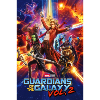 Guardians of the Galaxy Vol. 2 (HD DIGITAL CODE) GOOGLE PLAY (INSTANT DELIVERY)