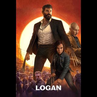 LOGAN (2017) 4K UHD DIGITAL CODE (iTunes) Wolverine X-Men solo movie