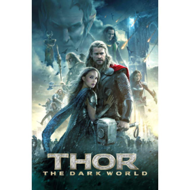 THOR THE DARK WORLD (HD DIGITAL CODE) GOOGLE PLAY