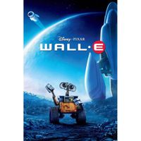 DISNEY PIXAR WALL-E WALLE (HD DIGITAL CODE) GOOGLE PLAY INSTANT DELIVERY