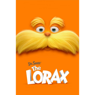 DR SEUSS THE LORAX ILLUMINATION (HD DIGITAL CODE) ITUNES INSTANT DELIVERY