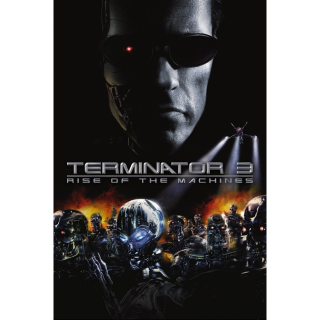 TERMINATOR 3 RISE OF THE MACHINES (HD DIGITAL CODE) VUDU, MOVIESANYWHERE INSTANT DELIVERY